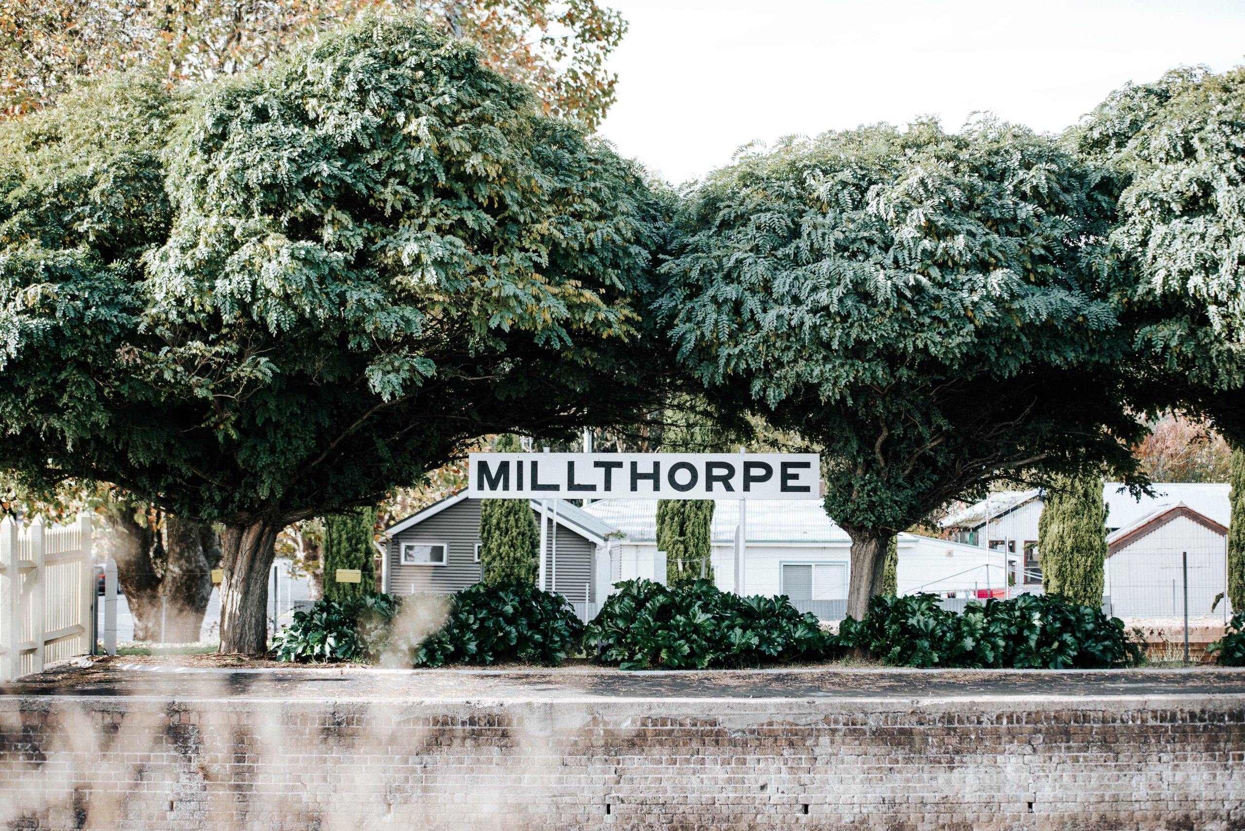 Millthorpe-Village